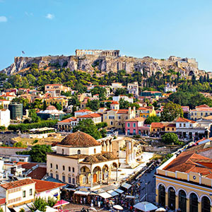 Highlights of Athens with the Acropolis and Its Museum
