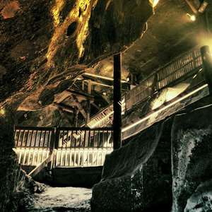 World Famous Wieliczka Salt Mines