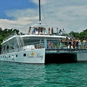Ocean King Catamaran Cruise & Snorkel