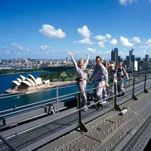 Sydney Harbour Bridge Climb - Day