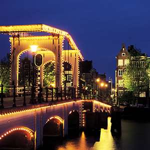 Amsterdam Wine, Cheese and Candlelight Cruise