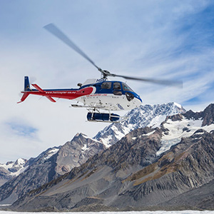 Tasman Glacier Experience by Ski Plane or Helicopter - 35 minutes