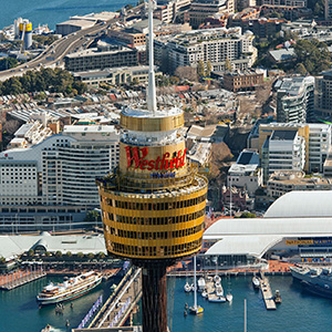 Sydney Tower Eye & 4D Experience