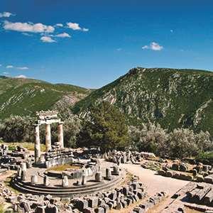 The Wonders of Ancient Delphi