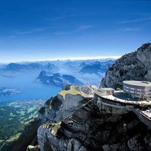Mount Pilatus Ascent