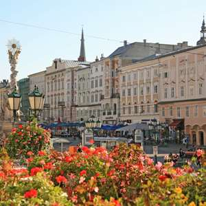 Linz Walking Tour