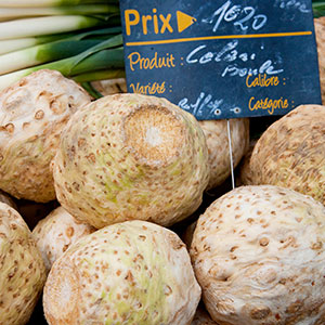 French Chef for a Day: Les Halles of Avignon