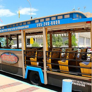 Albuquerque Trolley Tour