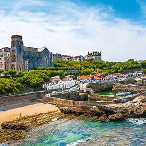 Excursion to Biarritz and St. Jean de Luz