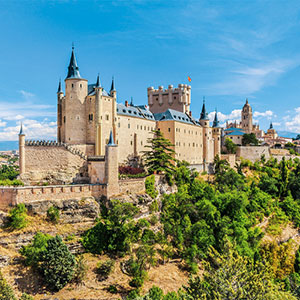 Wonders of Segovia: Alcázar & 4WD Farm Adventure