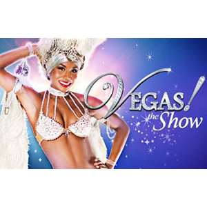 """Vegas! The Show""  The Story of Vegas Entertainment"