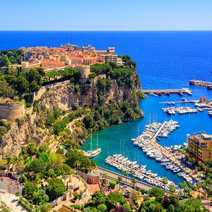 Monaco Sightseeing & Palace's Apartments