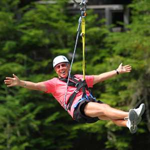 Ziptrek Adventure