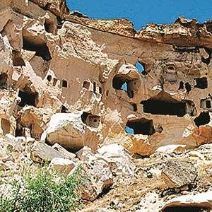 Typical Cappadocia Village