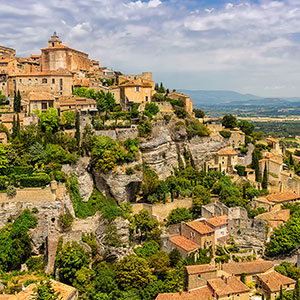 Helicopter Ride: Provence from Above