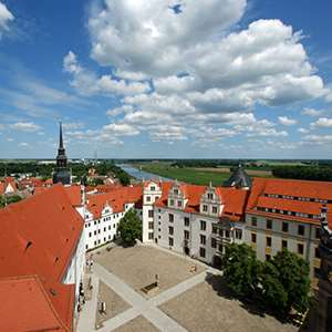 Torgau and Colditz Castle