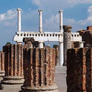 Private excursion to Pompeii