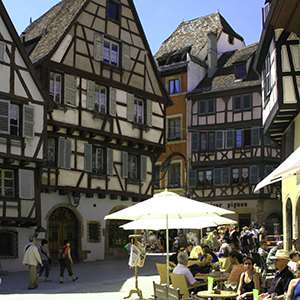 Storybook Colmar, the Little Venice of France