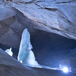 Dachstein Ice Cave Visit