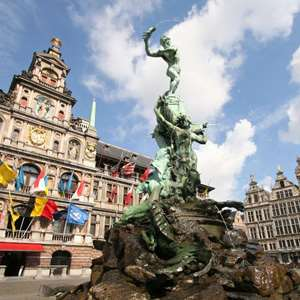 Excursion to Antwerp