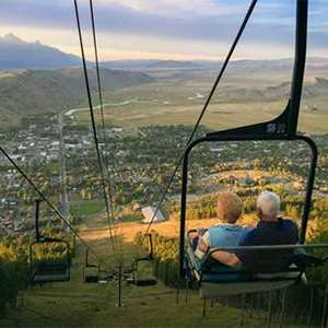 Scenic Chair Lift Ride and Dinner