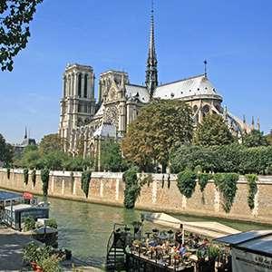 Heart of Paris Walk