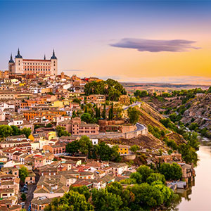 Wonders of Toledo with 4WD Farm Adventure