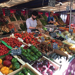 Morning Market Visit and French Cooking Class