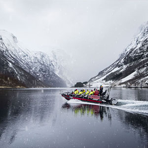 Norwegian Fjords Winter Cruise Safari