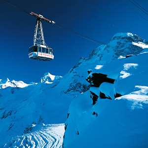Matterhorn Glacier Paradise by Cable Car