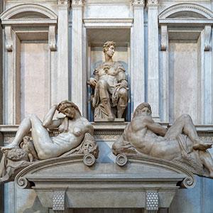 Medici Chapels Museum Entrance
