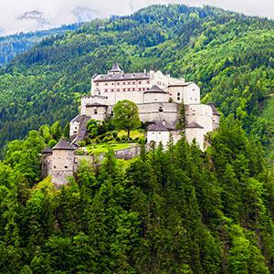 Castle Hohenwerfen Visit
