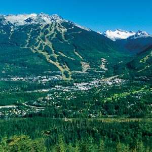 Sea to Sky Sights + Whistler