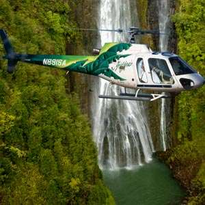 Kauai Waterfall Safari by Helicopter