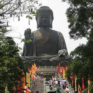 Lantau Island Monastery Tour