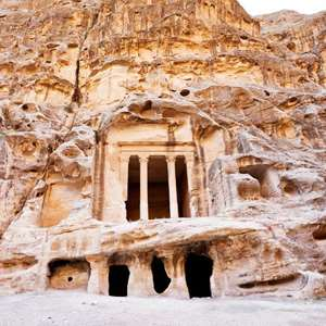 Excursion to Little Petra