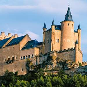 Segovia and the Medieval Town of Pedraza