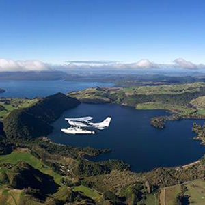 Scenic Crater Lakes Flight by Floatplane
