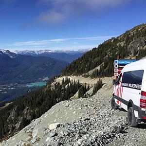 Mountain Sightseeing Sprinter Tour