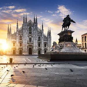 Excursion to Milan