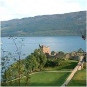 Loch Ness Cruise & Urquhart Castle