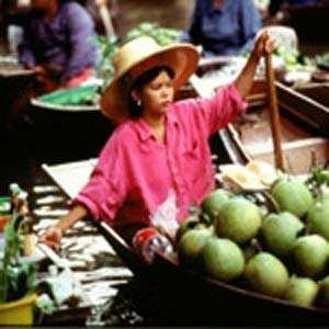 Damnoen Saduak Floating Market & Sampran Riverside