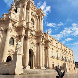 Excursion to Syracuse and Ortigia