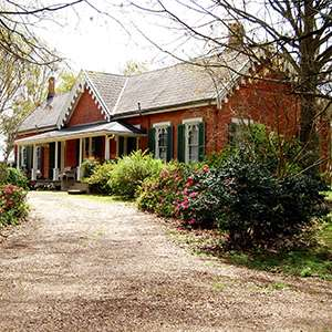 Dinner and Tour at an Historic Antebellum Home