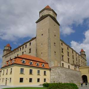 Excursion to Bratislava