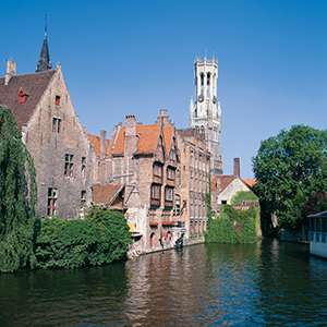 Day Trip to Bruges, Venice of the North