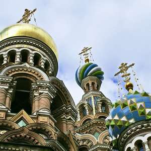 St. Petersburg in depth: rise and fall of the russian empire