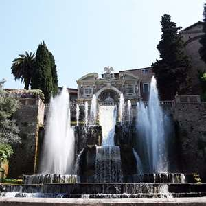 Excursion to Tivoli