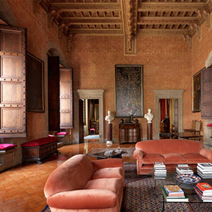 Exclusive private visit to the Palazzo Alliata of Pietratagliata