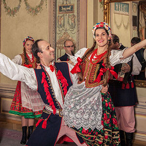 Polish Polka and Dinner Party